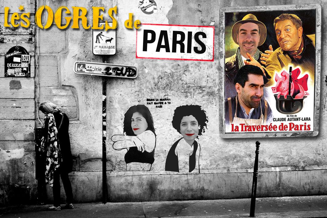 carte PARIS jour 2