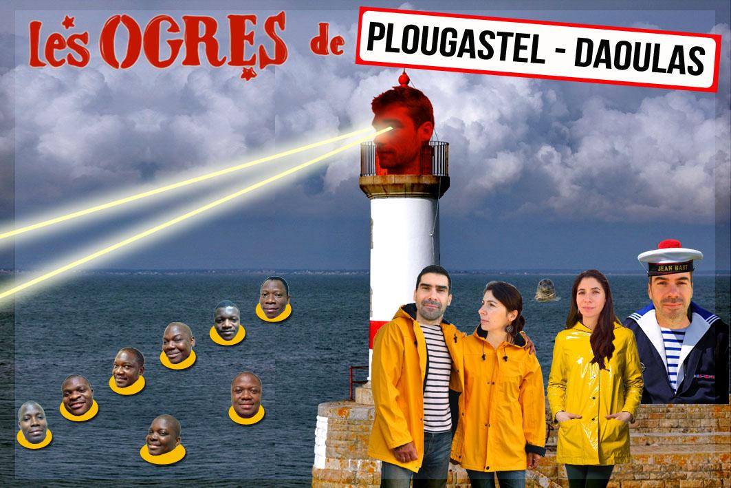 CARTE Plougastel